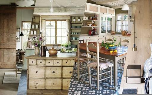 25e8ad1df Decoração rústica: 15 ambientes lindos para se inspirar - Casa Vogue |  Ambientes