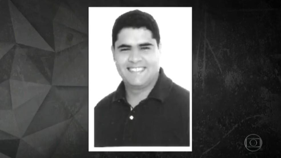 Ex-prefeito de Mata Grande José Jacob Brandão é considerado foragido da Justiça (Foto: Reprodução/TV Globo)