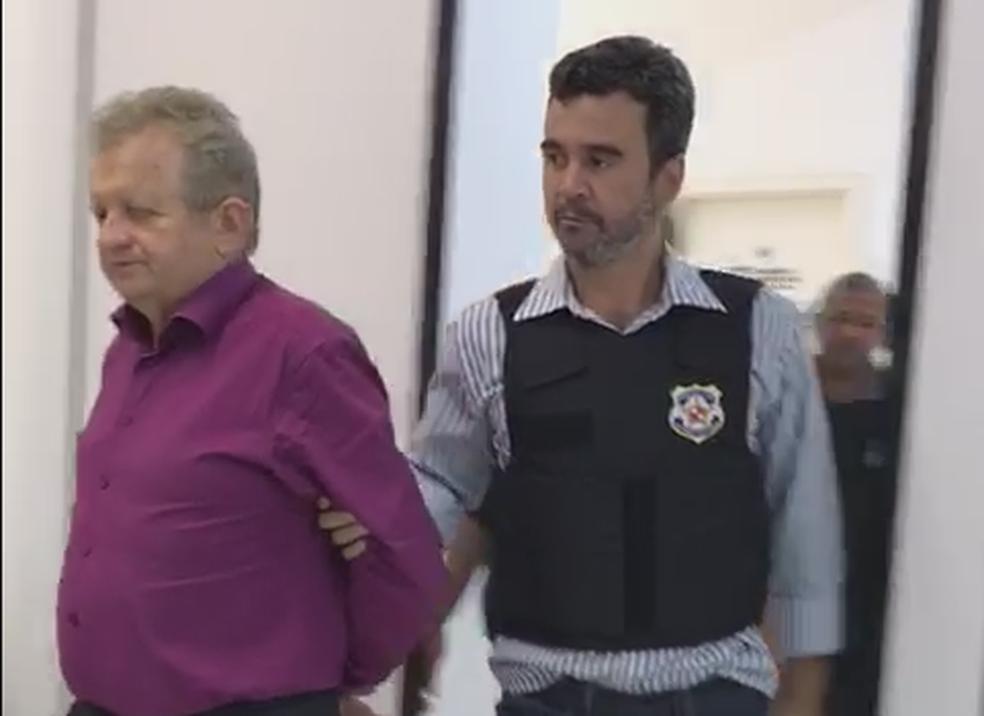 Francisco Sobrinho estava foragido desde o ano passado  (Foto: Ascom/PC)