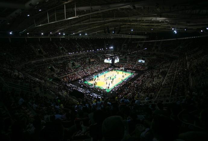 Rubro-negros compareceram em peso à Arena da Barra (Foto: Marlon Falcão/inovafoto)