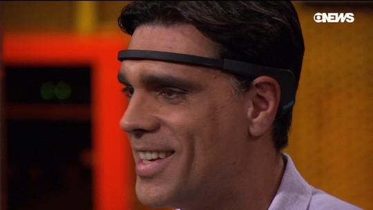Aparelho de meditação funciona? O Hub GloboNews fez o teste!