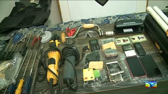 Suspeitos de arrombar banco são presos em Dom Pedro