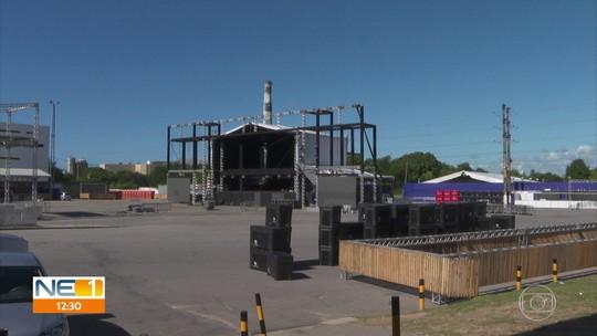 Festeja Recife reúne atrações nacionais em 12 horas de shows