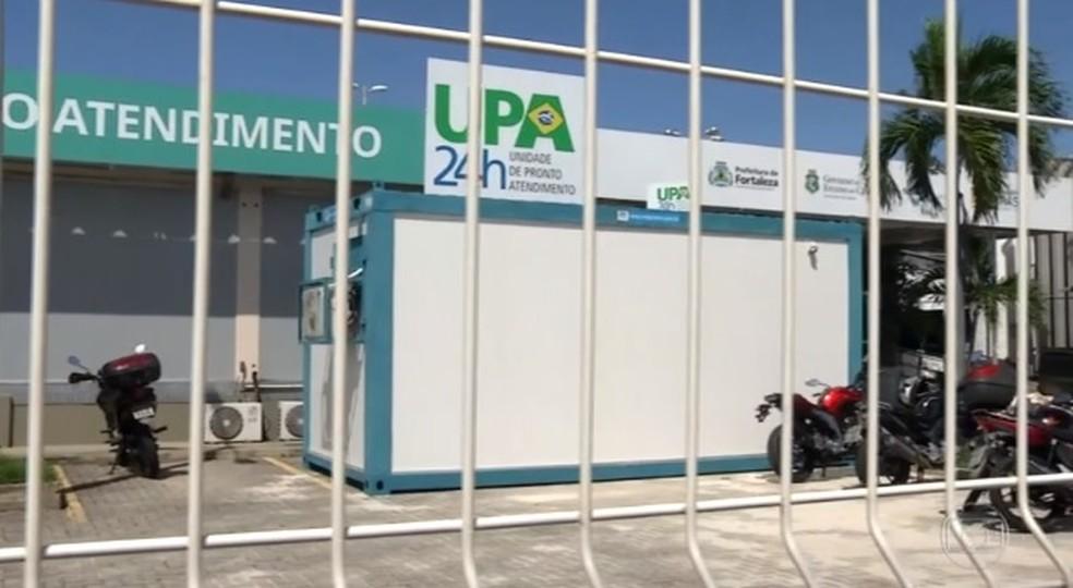 UPAs fazem parte da rede de atendimento a pacientes infectados com novo coronavírus. — Foto: Reprodução/JN
