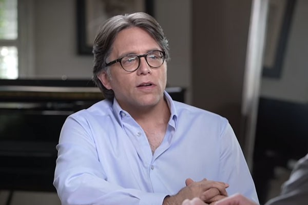 Keith Raniere, líder da seita Nxivm (Foto: Reprodução/YouTube)