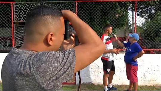 Fique de olho: Edson Cariús, artilheiro do Ferroviário, é ameaça ao Corinthians
