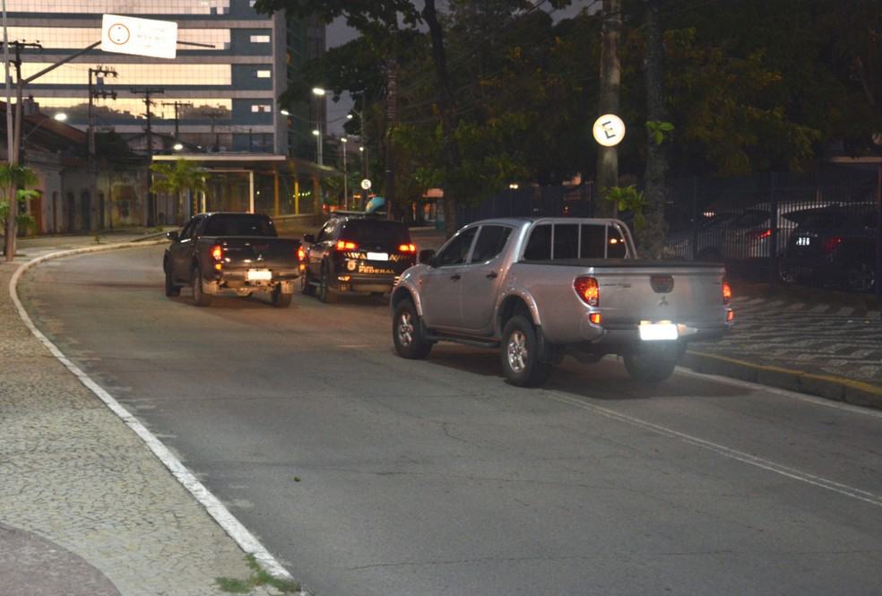 'Operação Ínsulas' foi deflagrada nesta quinta-feira (3), em Pernambuco (Foto: Ascom/PF)