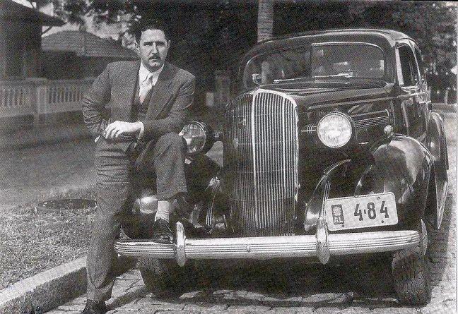 Adhemar Pereira de Barros, duas vezes governador de São Paulo, 1947-1951, 1963-1966 (Foto: Arquivo Google)