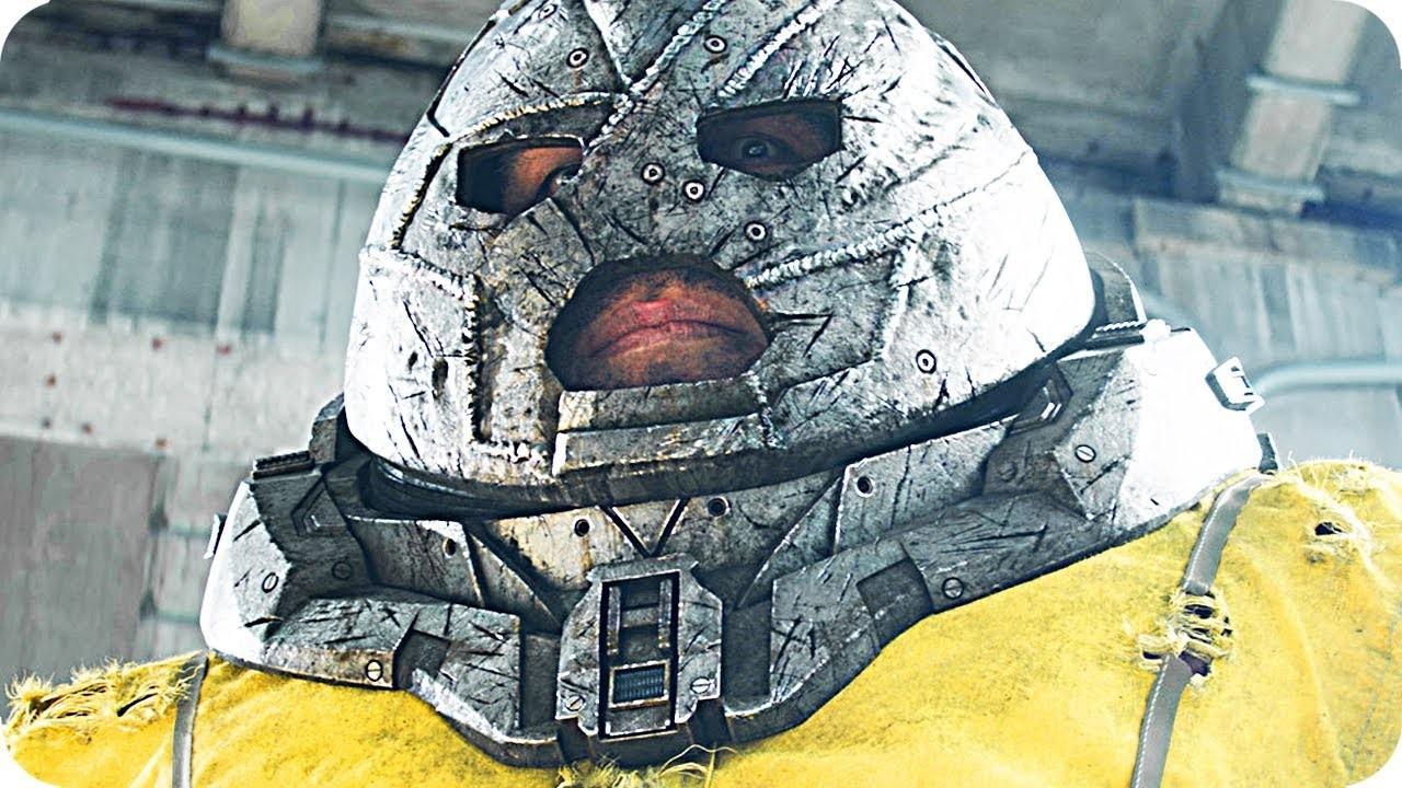 O mutante Fanático, intérpretado por Ryan Reynolds em Deadpool 2 (2018) (Foto: Reprodução)