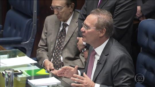 Justiça do DF condena Renan Calheiros a perder o mandato e direitos políticos