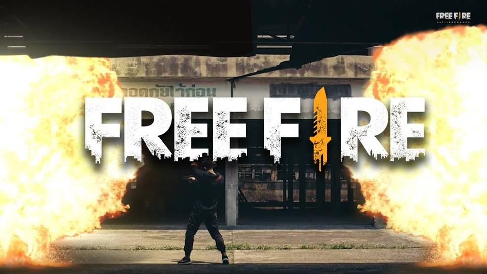 Free Fire já registrou mais de 100 milhões de downloads � Foto: Divulgação/Garena