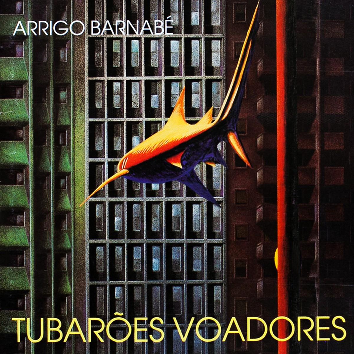 Discos para descobrir em casa – 'Tubarões voadores', Arrigo Barnabé, 1984 | Blog do Mauro Ferreira