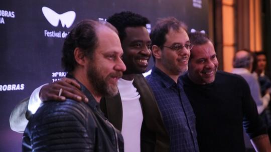 Festival do Rio 2018: Fabrício Boliveira  lança 'Simonal' e diz que cantor seria vítima da maior fake news do Brasil; veja vídeo