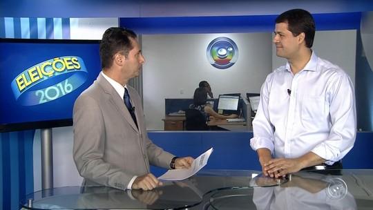 Prefeito eleito em Jundiaí concede entrevista ao TEM Notícias