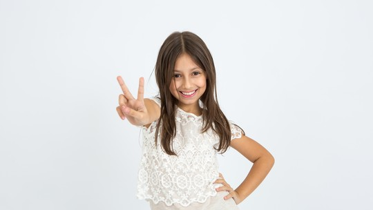Conheça Yasmin Giacomini, integrante do 'The Voice Kids'