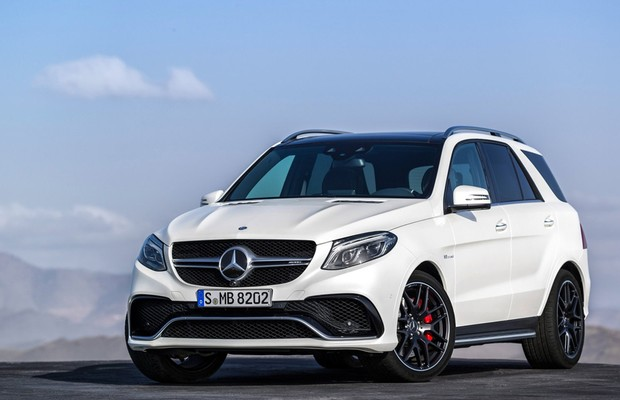 mercedes amg gle 63 s revelado em nova york auto esporte not cias. Black Bedroom Furniture Sets. Home Design Ideas