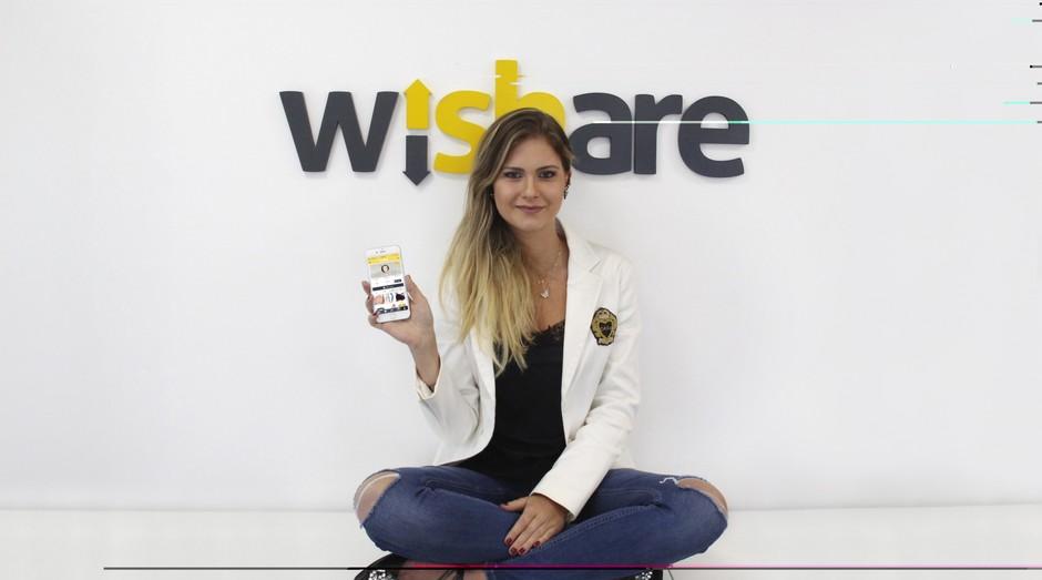 Juliana Maia Klein, fundadora da Wishare (Foto: Divulgação)