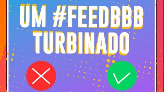 'BBB21': #FeedBBB ganha aplicativo para paquera entre confinados