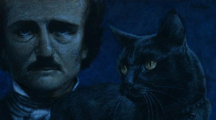 Edgar Allan Poe (Foto: The Poe Museum / Reprodução)