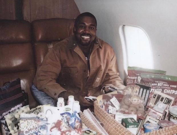 Kanye West (Foto: Reprodução/Instagram)