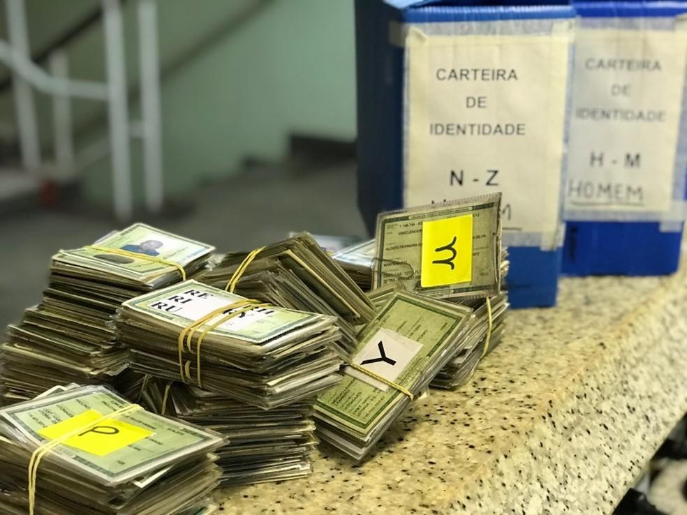 Documentos podem ser recuperados na Casa do Cidadão, em Vitória — Foto: Divulgação/Semcid