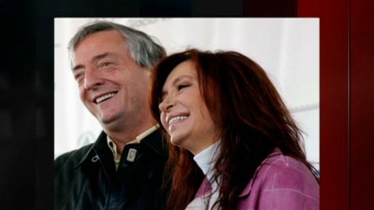 Combinação entre amor e política é tradição na presidência da Argentina