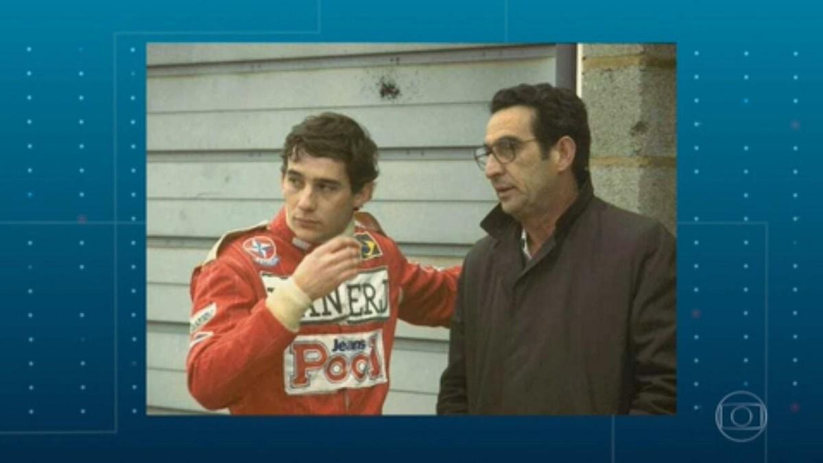 Milton da Silva, pai de Ayrton Senna, morre aos 94 anos