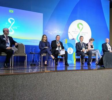 irrigação-água-fórum mundial (Foto: Ayr Aliski/Editora Globo)