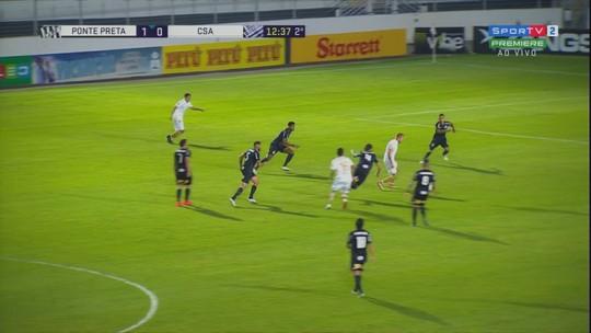 Finalização e ajustes defensivos: as prioridades de Brigatti até o próximo jogo