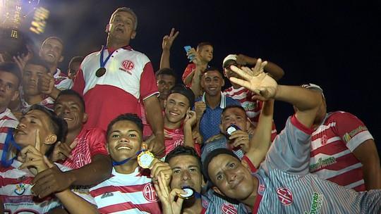 América de Pedrinhas derrota o Maruinense na Arena Batistão e é campeão da Série A-2