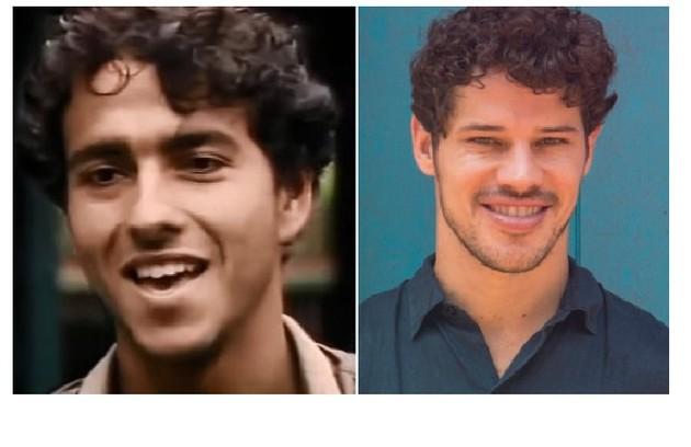Caberá a José Loreto o papel de Tadeu. Na primeira produção, Marcos Palmeira foi escalado para o personagem (Foto: Reprodução)