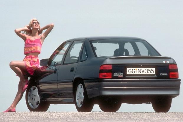 Opel Vectra 2.0 Turbo 4x4  (Foto: Divulgação)