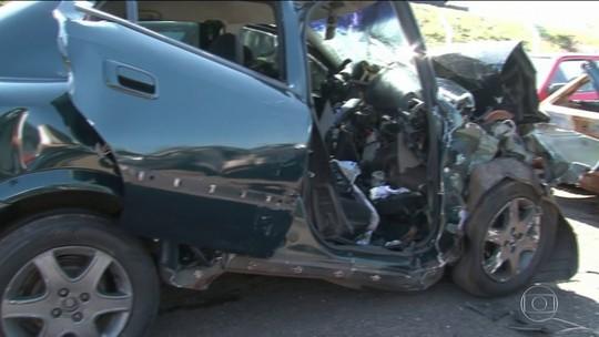 Feriado da Páscoa começa com acidentes graves nas rodovias