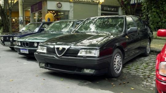 Gol GTi e Escort XR3: conheça carros da novela Verão 90