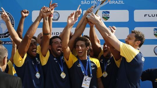 Flamengo vence Pinheiros e leva título da Liga Nacional de polo ... 0b0ce348d3419