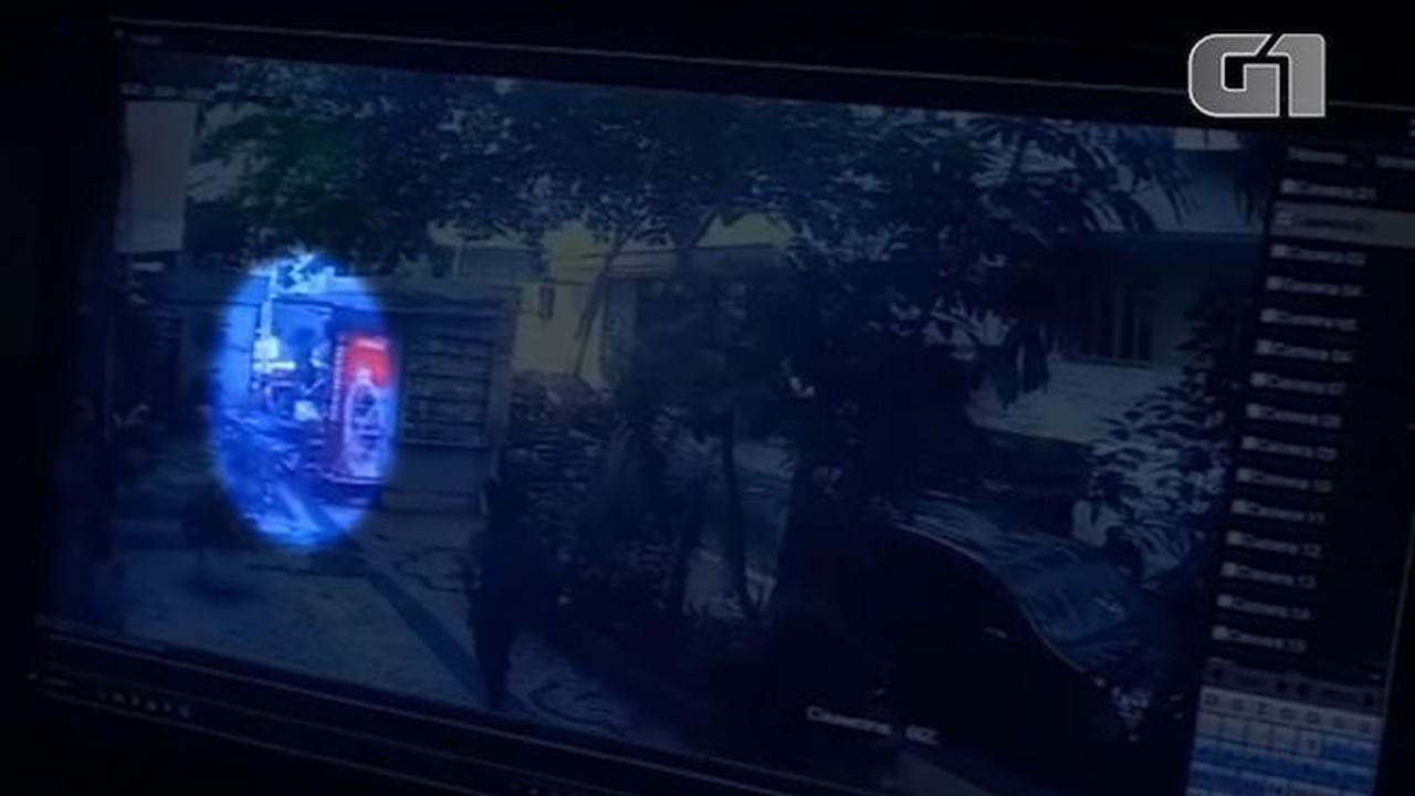 Vídeo mostra vendedor momentos antes de ser atingido por botijão em Copacabana, no Rio