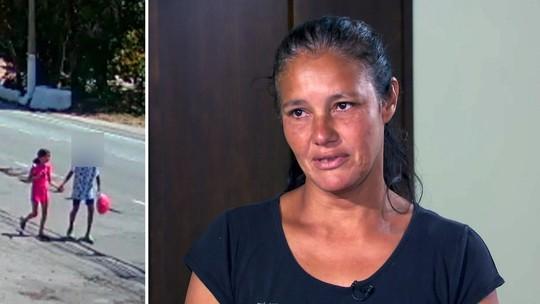 Mãe diz que Raíssa 'confiava' em adolescente suspeito de matá-la
