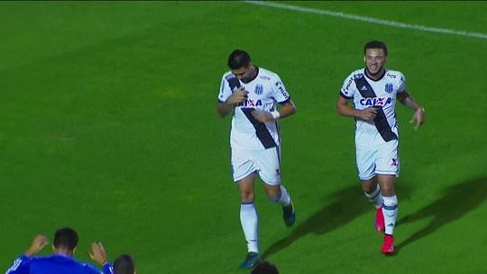 Os gols de Figueirense 0 x 2 Ponte Preta pela 13ª rodada da Série B do Brasileiro