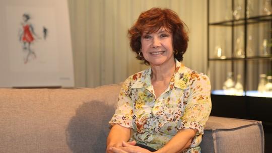 Ana Rosa valoriza as fases da vida: 'É bom descobrir a beleza de cada idade'