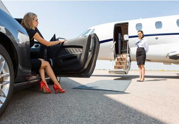Ricos ; milionários ; ficar rico ; luxo ;  (Foto: ThinkStock)