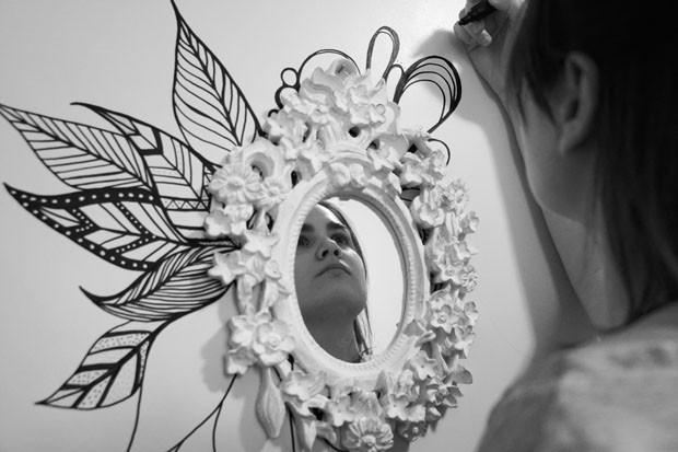 Artista passa um ano reunindo histórias de mulheres criativas (Foto: Divulgação)