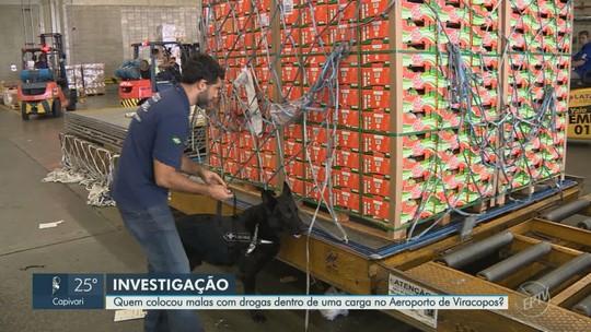 PF apura quem levou 63 kg de cocaína até Viracopos; apreensão pela Receita é a maior desde 2010