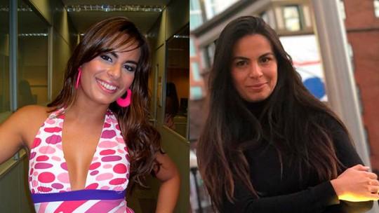 Ex-bailarina do Faustão, Renata Mattos trabalha com eventos em parceria com Arnold Schwarzenegger