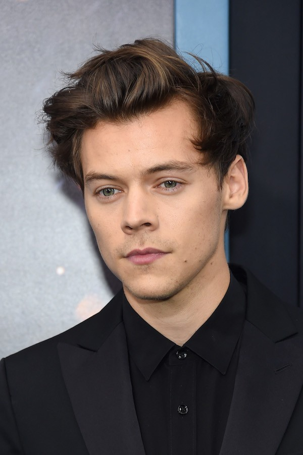 O cantor e ator Harry Styles (Foto: Getty Images)