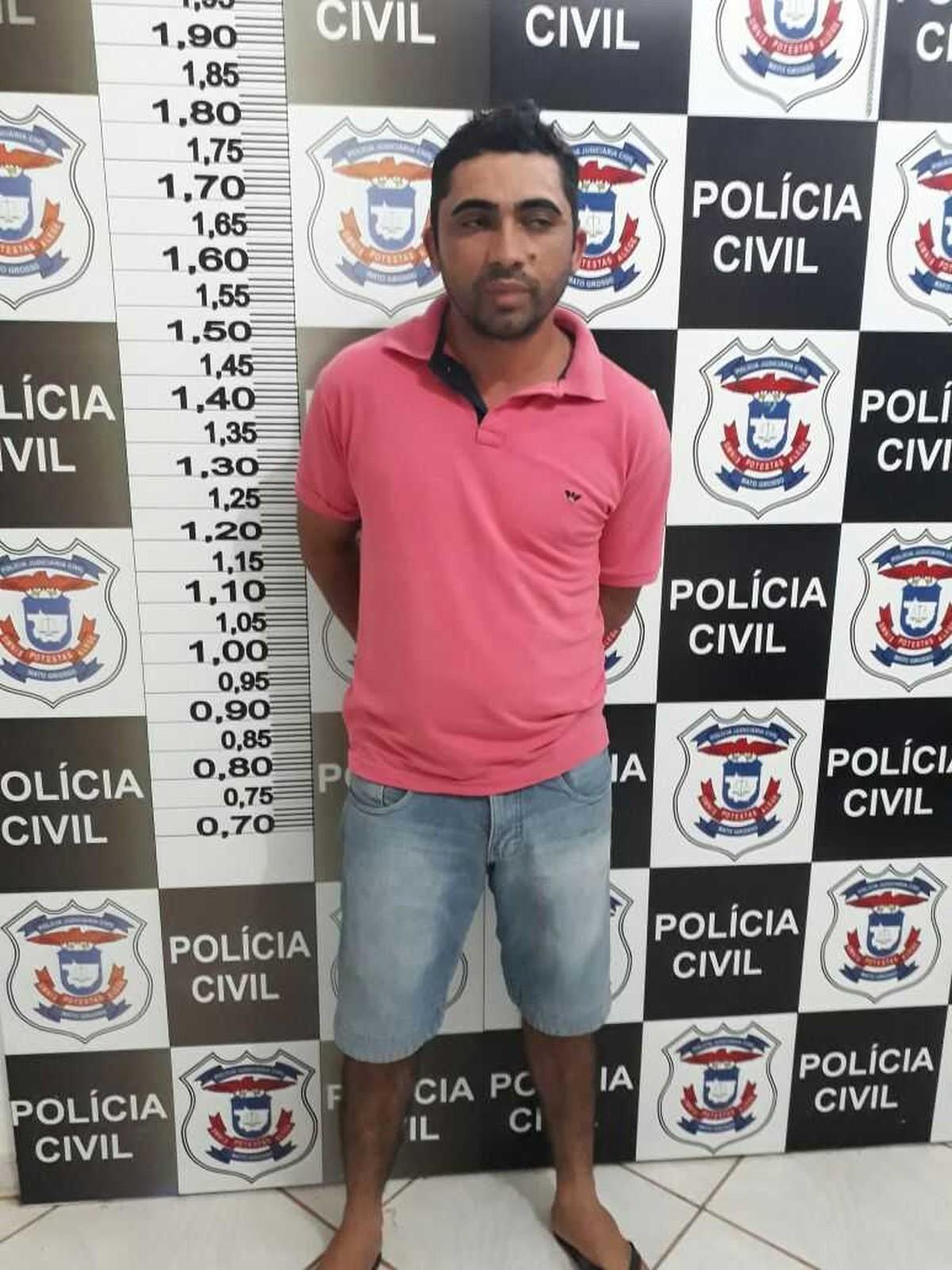 Homem condenado por morte de policial no MA e suspeito de assassinar mulher e travesti no DF é preso em MT
