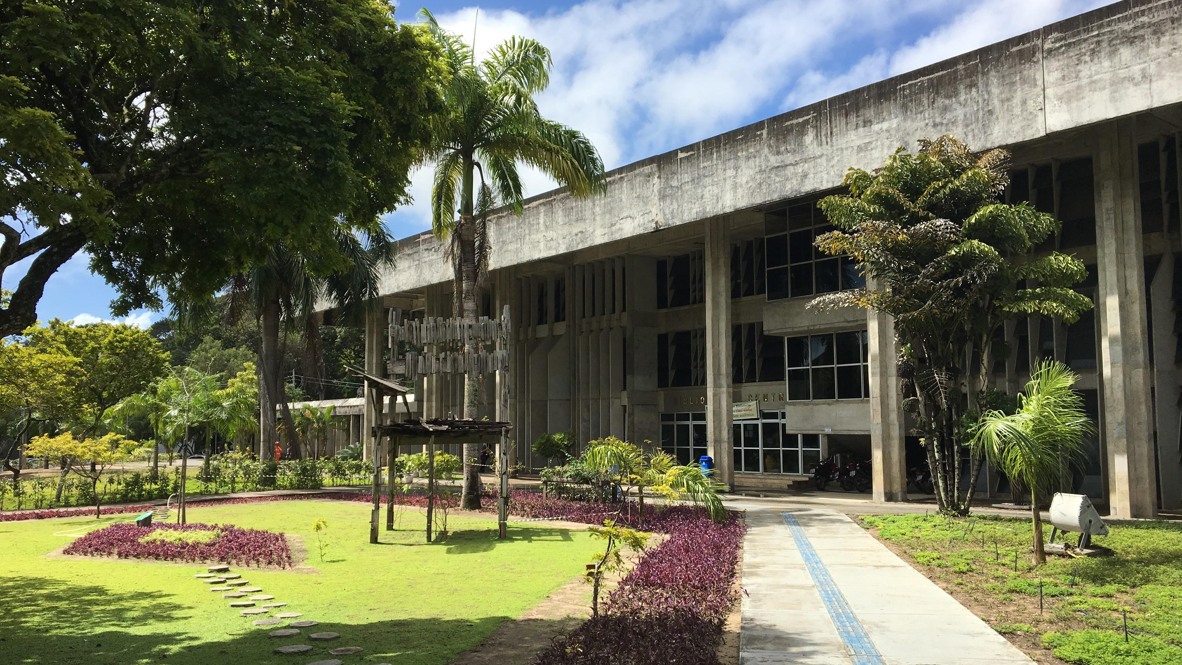 MEC repassa R$ 4,3 milhões para reforma na Biblioteca Central da UFPB, em João Pessoa - Notícias - Plantão Diário