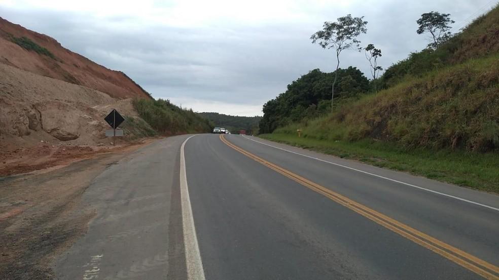 Trecho da BR-101, em Viana, será interditado nesta quarta-feira (3) — Foto: Divulgação/Eco101