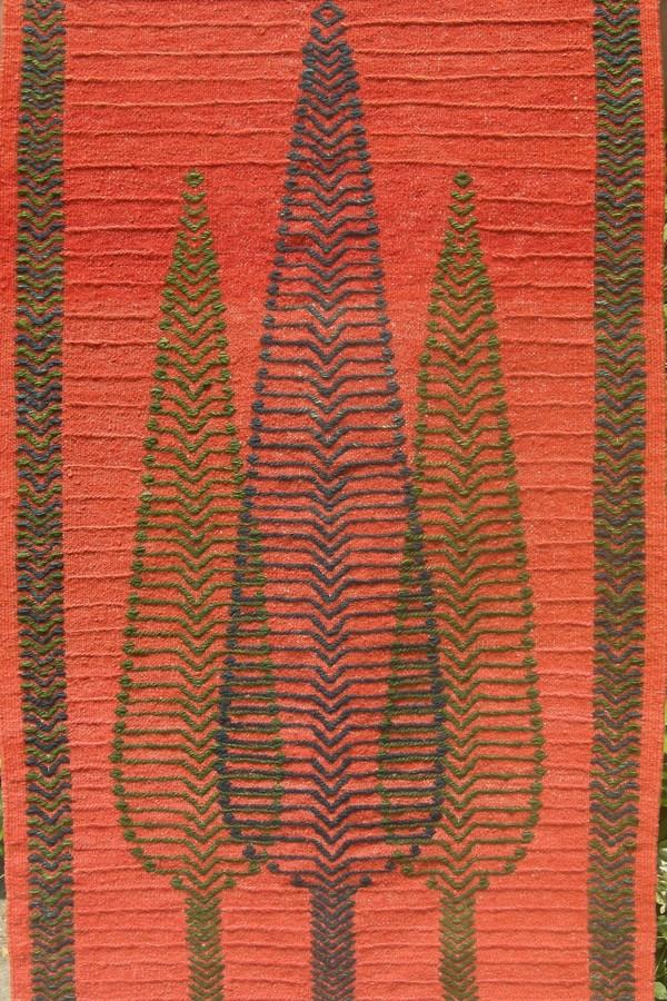 Muitos mais que objetos: tapeçaria na Turquia é arte milenar que reflete riqueza cultural (Foto: Şerife Atlıhan / Divulgação)