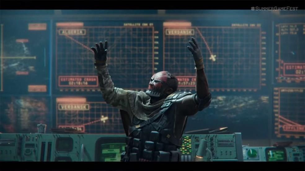 Call of Duty: Warzone irá começar sua quarta temporada em 17 de junho com várias novidades — Foto: Reprodução/Summer Game Fest 2021