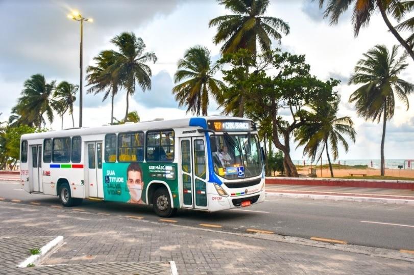 Além de João Pessoa, sete cidades tiveram desonerações no transporte público durante a pandemia